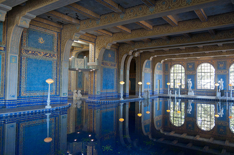 Pools By Julia Morgan The Berkeley City Club