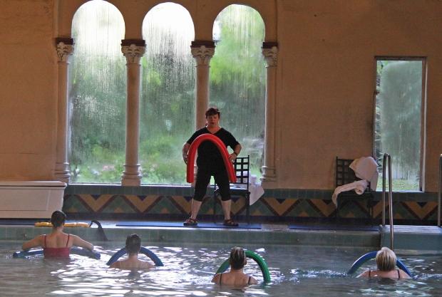 Aquatics - David Bunnell